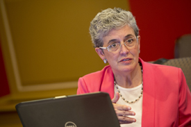Judy Zenowich, executive project manager, Biomedical and Health Sciences
